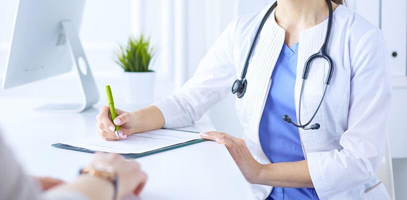 Rezepte / Überweisungen - Arztpraxis Marktleuthen